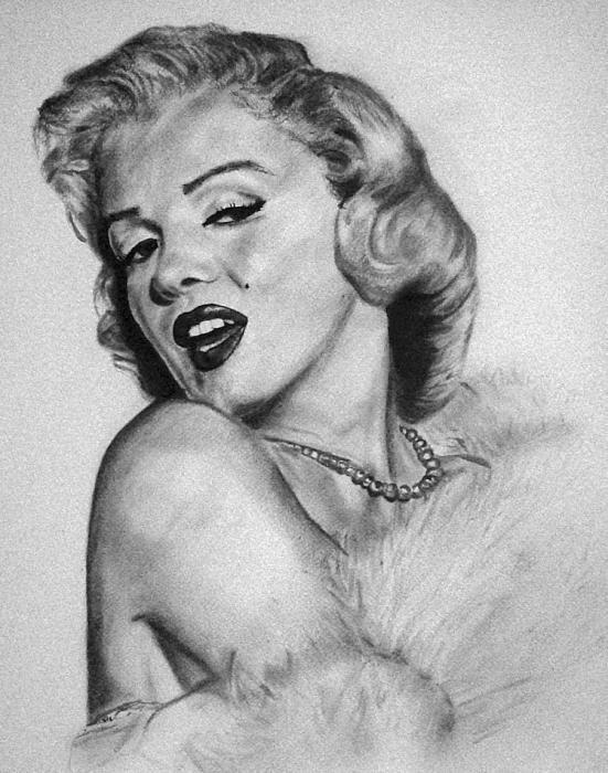 Marilyn Monroe por chrisG